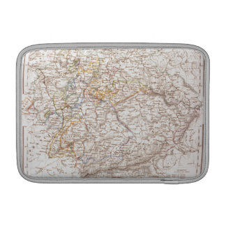 States of the German Confederation MacBook Sleeve