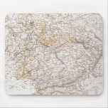 States of the German Confederation Mouse Pad