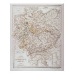 States of the German Confederation Print