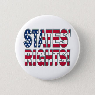 States Rights Button