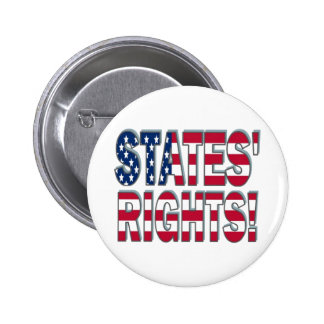 States Rights Buttons