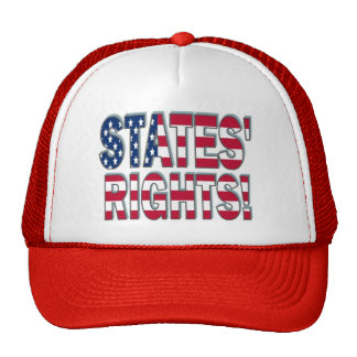 States' Rights Hat