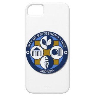 Statesboro, Georgia Seal iPhone SE/5/5s Case