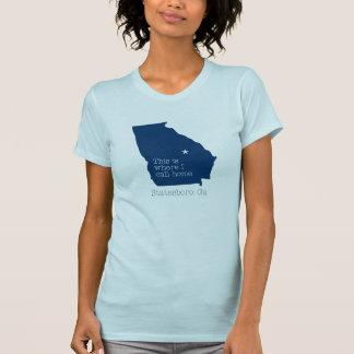 Statesboro Georgia Tee Shirt