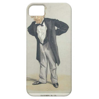 Statesmen No.1230 Caricature of The Rt Hon CP iPhone SE/5/5s Case