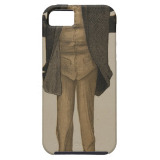 Statesmen No.1280 by James Tissot iPhone SE/5/5s Case