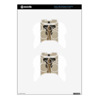Statesmen No.1280 by James Tissot Xbox 360 Controller Skin