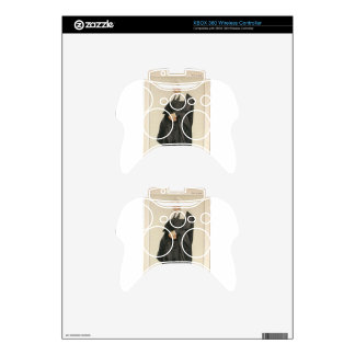 Statesmen No.1290 Caricature of The Rt Hon HBW Xbox 360 Controller Skin