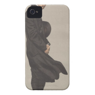 Statesmen No.380 Caricature of Archibald Campbell iPhone 4 Case-Mate Case