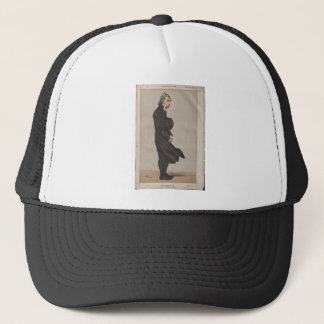 Statesmen No.380 Caricature of Archibald Campbell Trucker Hat