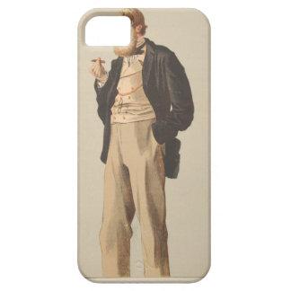 Statesmen No.930 Caricature of The Duke of Rutland iPhone SE/5/5s Case