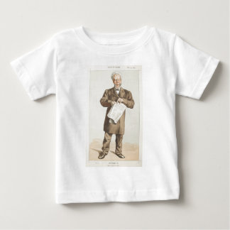 Statesmen No.940 Caricature of Alderman Andrew Baby T-Shirt