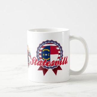 Statesville, NC Classic White Coffee Mug