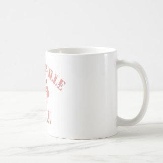 Statesville Pink Girl Classic White Coffee Mug
