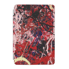 Static Charge (an Abstract Art Design) ~ Ipad Mini Cover at Zazzle