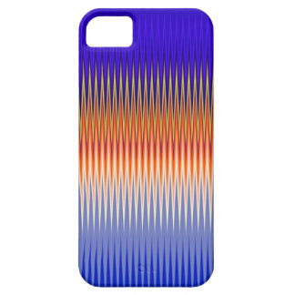 Static Jazzy Colors iPhone SE/5/5s Case
