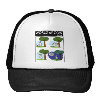 Static Moon Sheep Trucker Hat