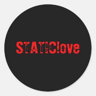 STATIC ove Sticker