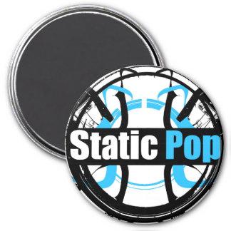 Static Pop Magnets