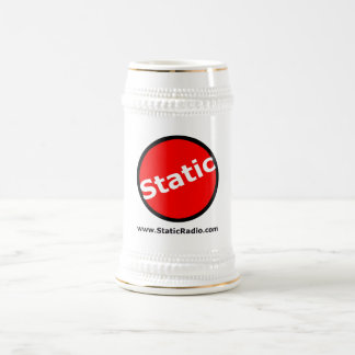 Static Radio Stein Coffee Mug