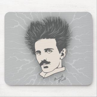 Static Tesla Mouse Pad