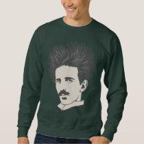 Static Tesla Sweatshirt