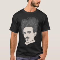 Static Tesla T-Shirt