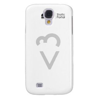 StaticPortal iPhone 3 Case: <3 Galaxy S4 Case