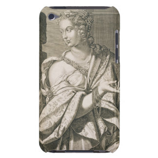 Statilia Messalina third wife of Nero (engraving) iPod Touch Case-Mate Case