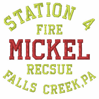 Station 4, Mickel, Falls Creek,Pa, Fire, Recsue Sweatshirts