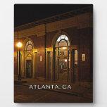 STATION - Atlanta, Brookwood, Georgia Display Plaque