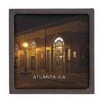 STATION - Atlanta, Brookwood, Georgia Premium Keepsake Box