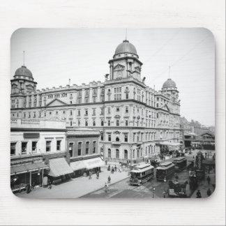 Station central magnífica, 1900 alfombrilla de raton