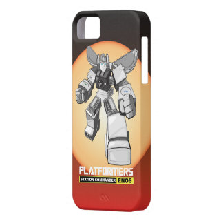 Station Commander Enos: Phone Cover iPhone 5 Covers