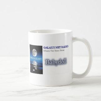 Station Logo - Babydoll Classic White Coffee Mug