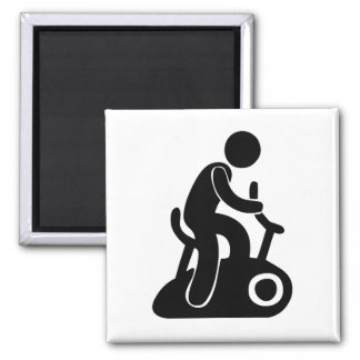 Stationary Bike Magnet