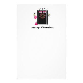 Stationary...Merry Christmas Stationery