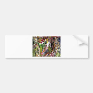 Stationary Products (limited edition) Car Bumper Sticker