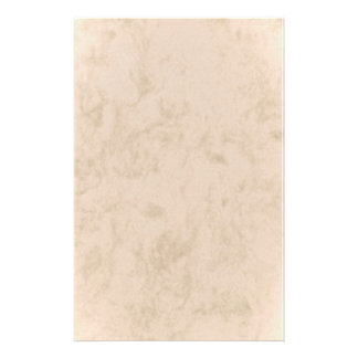 stationery beige marbled