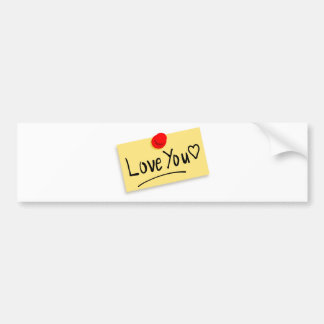 Stationery Images Fash Car Bumper Sticker
