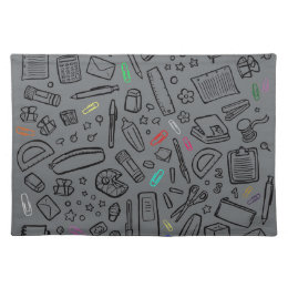 Stationery Lover Placemat