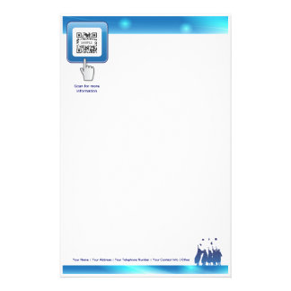 Stationery Template Online Degree