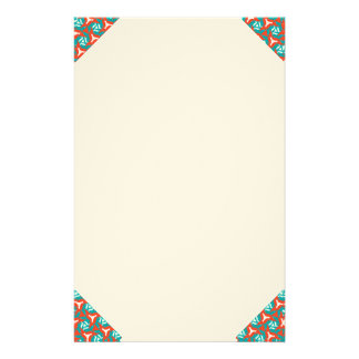 Stationery with Tropical Surprise Design