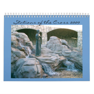 Stations of the Cross Calendar