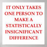 STATISTIC POSTER