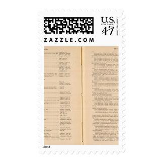 Statistical atlas 1900 9 postage