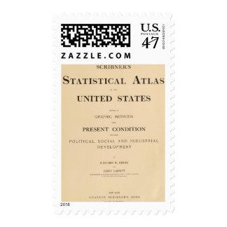 statistical atlas postage