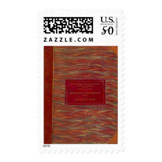 Statistical atlas United States Postage