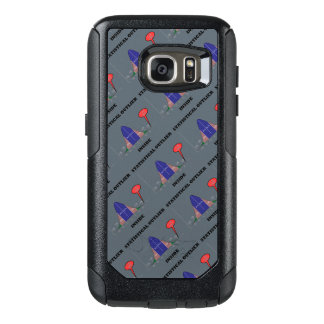 Statistical Outlier Inside Bell Curve Humor OtterBox Samsung Galaxy S7 Case