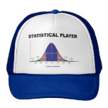 Statistical Player (Bell Curve Attitude) Hat